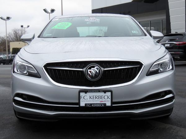 Buick LaCrosse 2018 Quicksilver Metallic For Sale $28329 Stock Number 5940JO 10523_p3