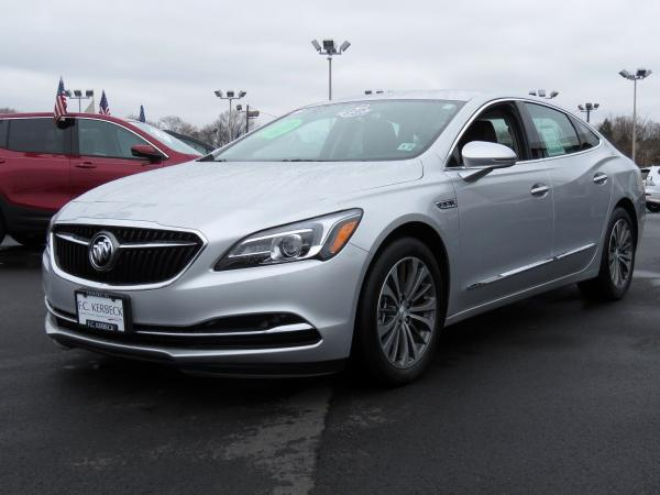 Buick LaCrosse 2018 Quicksilver Metallic For Sale $28329 Stock Number 5940JO 10523_p4