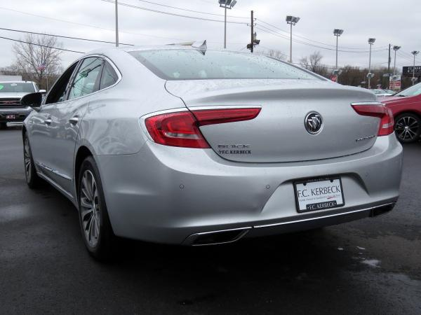 Buick LaCrosse 2018 Quicksilver Metallic For Sale $28329 Stock Number 5940JO 10523_p5