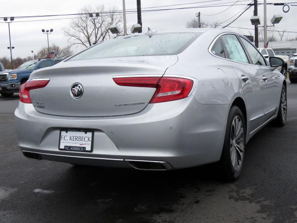 Buick LaCrosse 2018 Quicksilver Metallic For Sale $28329 Stock Number 5940JO 10523_p7