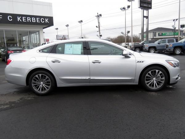 Buick LaCrosse 2018 Quicksilver Metallic For Sale $28329 Stock Number 5940JO 10523_p8