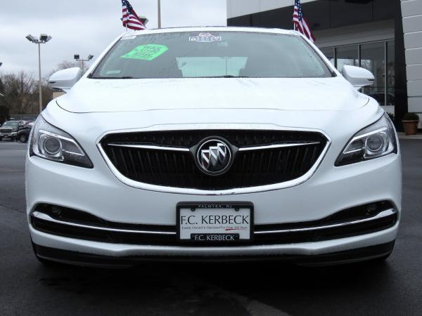 Buick LaCrosse 2018 Summit White For Sale $29419 Stock Number 5939JO 10580_p3