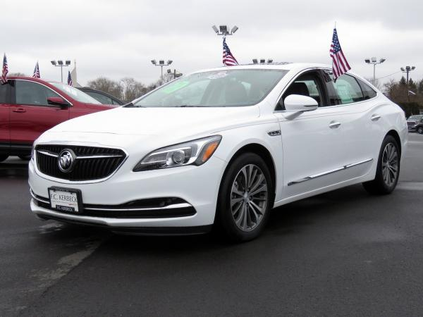 Buick LaCrosse 2018 Summit White For Sale $29419 Stock Number 5939JO 10580_p4