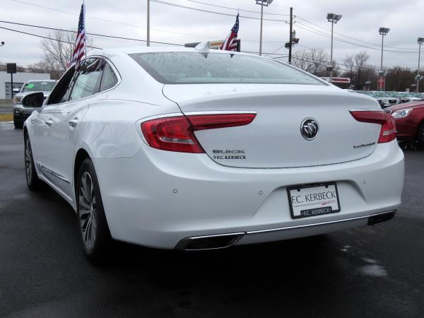 Buick LaCrosse 2018 Summit White For Sale $29419 Stock Number 5939JO 10580_p5
