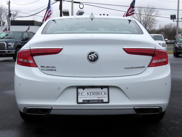 Buick LaCrosse 2018 Summit White For Sale $29419 Stock Number 5939JO 10580_p6