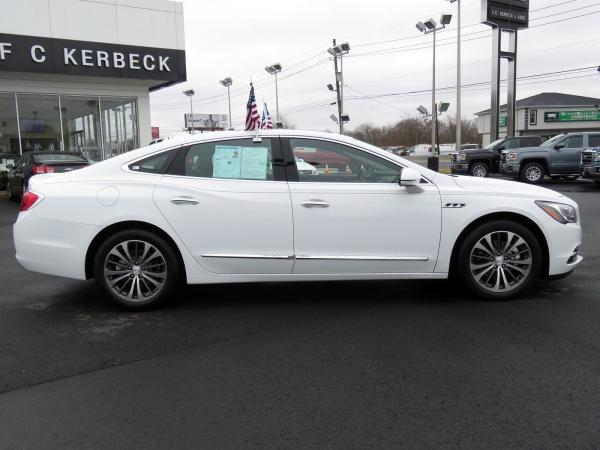 Buick LaCrosse 2018 Summit White For Sale $29419 Stock Number 5939JO 10580_p8