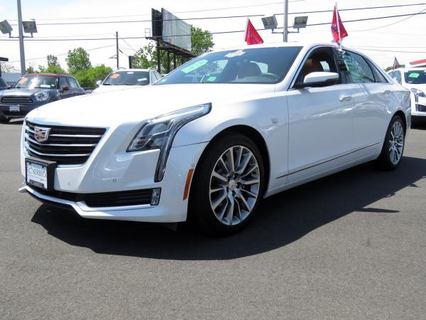 Cadillac CT6 2016 Crystal White Tricoat For Sale $42499 Stock Number 67741K 10811_p4