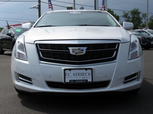 Cadillac XTS 2016 Crystal White Tricoat For Sale $29419 Stock Number 67746K 10815_p3