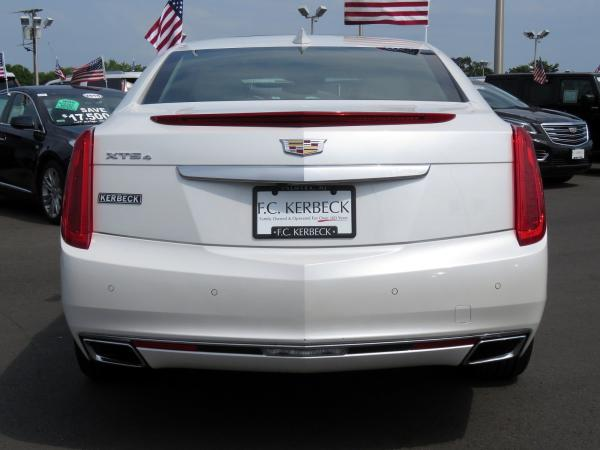 Cadillac XTS 2016 Crystal White Tricoat For Sale $29419 Stock Number 67746K 10815_p6