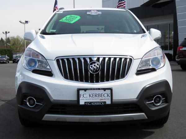 Buick Encore 2016 Summit White For Sale $17014 Stock Number 19B176AJO 10825_p3