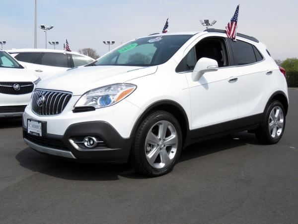Buick Encore 2016 Summit White For Sale $17014 Stock Number 19B176AJO 10825_p4