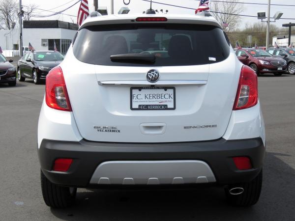 Buick Encore 2016 Summit White For Sale $17014 Stock Number 19B176AJO 10825_p6