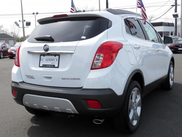 Buick Encore 2016 Summit White For Sale $17014 Stock Number 19B176AJO 10825_p7