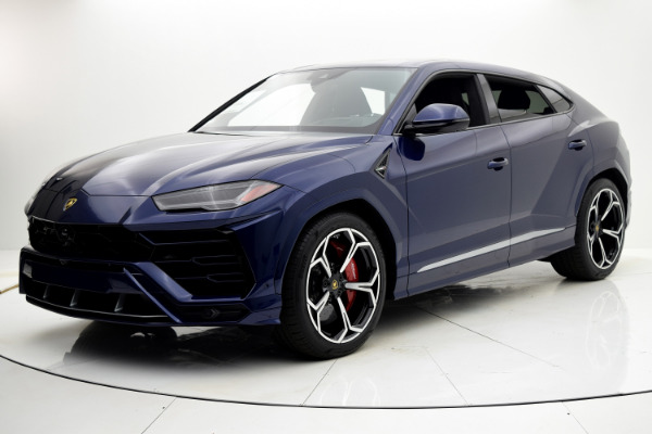 Lamborghini Urus 2019 Blu Astraeus For Sale $240362 Stock Number 19L131 10925_p10