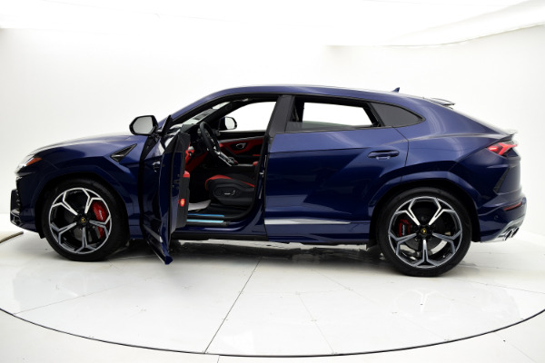 Lamborghini Urus 2019 Blu Astraeus For Sale $240362 Stock Number 19L131 10925_p11