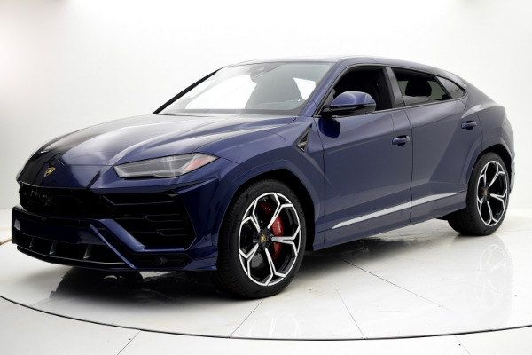 Lamborghini Urus 2019 Blu Astraeus For Sale $240362 Stock Number 19L131 10925_p2