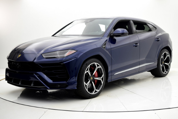 Lamborghini Urus 2019 Blu Astraeus For Sale $240362 Stock Number 19L131 10925_p36