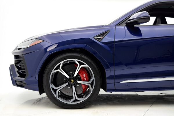 Lamborghini Urus 2019 Blu Astraeus For Sale $240362 Stock Number 19L131 10925_p37
