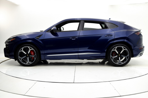Lamborghini Urus 2019 Blu Astraeus For Sale $240362 Stock Number 19L131 10925_p3