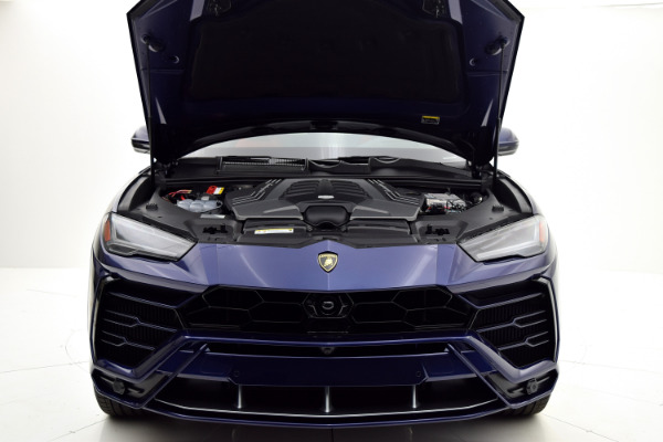 Lamborghini Urus 2019 Blu Astraeus For Sale $240362 Stock Number 19L131 10925_p43