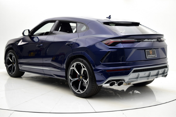 Lamborghini Urus 2019 Blu Astraeus For Sale $240362 Stock Number 19L131 10925_p4