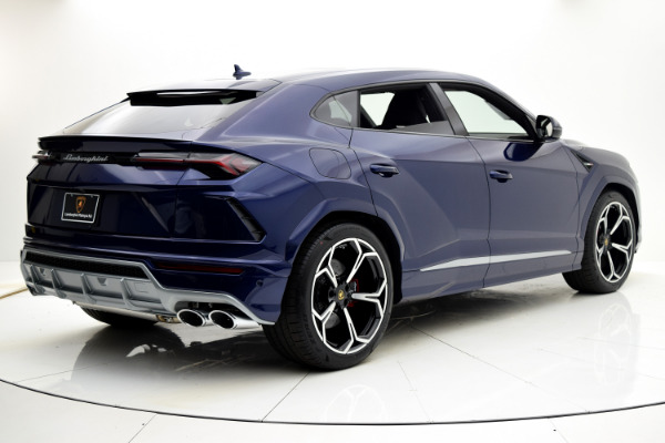Lamborghini Urus 2019 Blu Astraeus For Sale $240362 Stock Number 19L131 10925_p6
