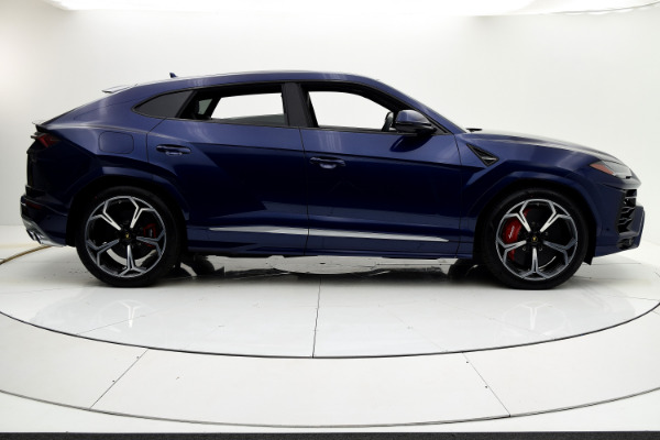 Lamborghini Urus 2019 Blu Astraeus For Sale $240362 Stock Number 19L131 10925_p7