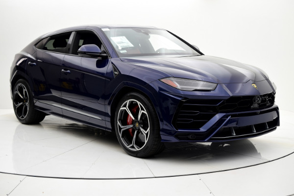 Lamborghini Urus 2019 Blu Astraeus For Sale $240362 Stock Number 19L131 10925_p8