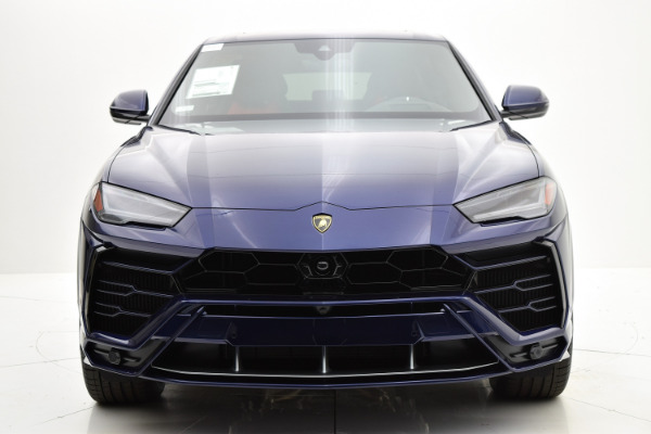 Lamborghini Urus 2019 Blu Astraeus For Sale $240362 Stock Number 19L131 10925_p9