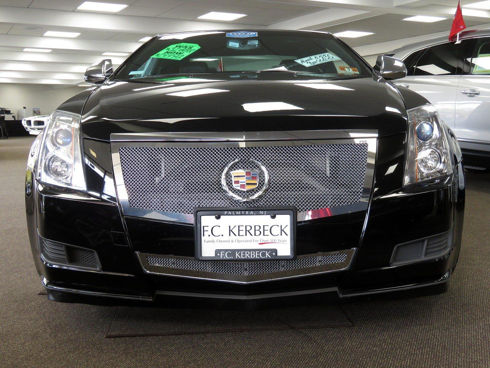 Cadillac CTS Coupe 2013 Black Raven For Sale $32689 Stock Number 67631KAJA