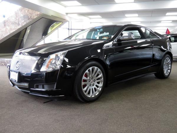 Cadillac CTS Coupe 2013 Black Raven For Sale $32689 Stock Number 67631KAJA 10944_p3