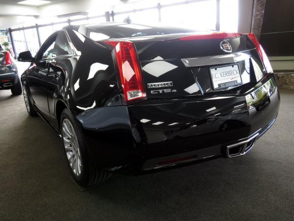 Cadillac CTS Coupe 2013 Black Raven For Sale $32689 Stock Number 67631KAJA 10944_p4
