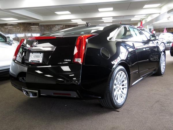 Cadillac CTS Coupe 2013 Black Raven For Sale $32689 Stock Number 67631KAJA 10944_p6