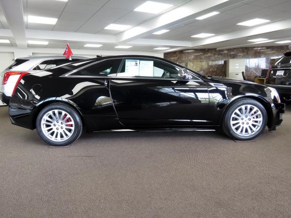Cadillac CTS Coupe 2013 Black Raven For Sale $32689 Stock Number 67631KAJA 10944_p7