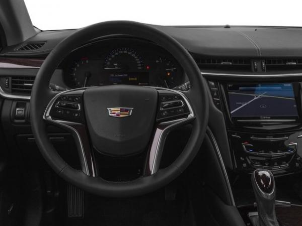 Cadillac XTS 2017 Black Raven For Sale $50640 Stock Number 67822K 11072_p10
