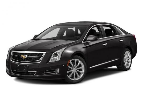 Cadillac XTS 2017 Black Raven For Sale $50640 Stock Number 67822K 11072_p2
