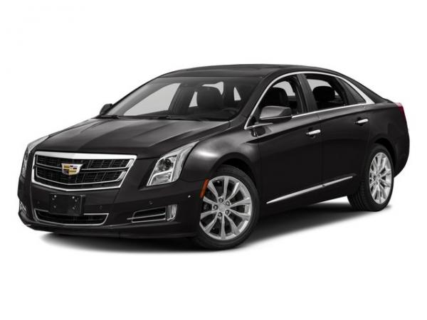 Cadillac XTS 2017 Black Raven For Sale $50640 Stock Number 67822K 11072_p4