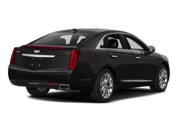 Cadillac XTS 2017 Black Raven For Sale $50640 Stock Number 67822K 11072_p5