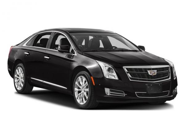 Cadillac XTS 2017 Black Raven For Sale $50640 Stock Number 67822K 11072_p9