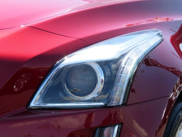 Cadillac CTS Sedan 2018 Red Obsession Tintcoat For Sale $63915 Stock Number 67843K 11131_p10
