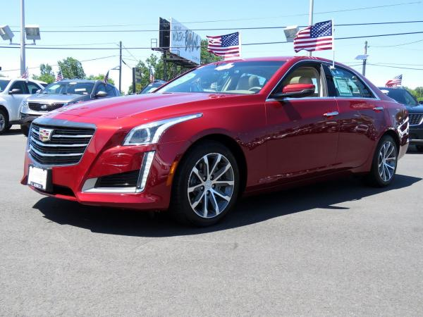 Cadillac CTS Sedan 2016 Red Obsession Tintcoat For Sale $31599 Stock Number 67848K 11153_p4