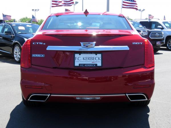 Cadillac CTS Sedan 2016 Red Obsession Tintcoat For Sale $31599 Stock Number 67848K 11153_p6