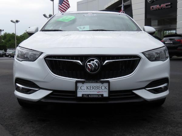 Buick Regal Sportback 2018 Summit White For Sale $26149 Stock Number 5965JO 11179_p3