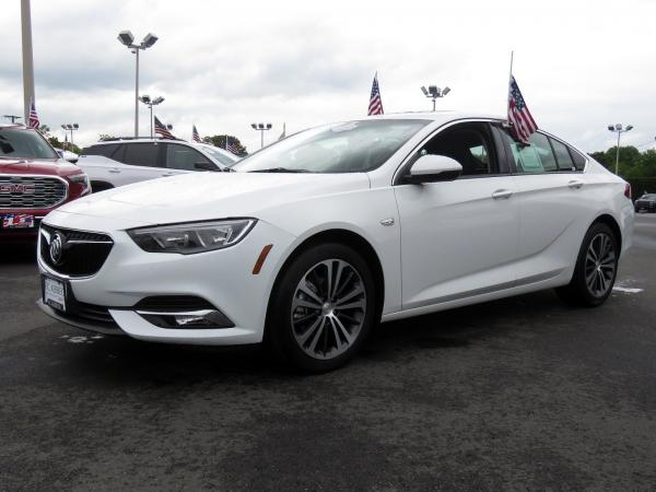 Buick Regal Sportback 2018 Summit White For Sale $26149 Stock Number 5965JO 11179_p4