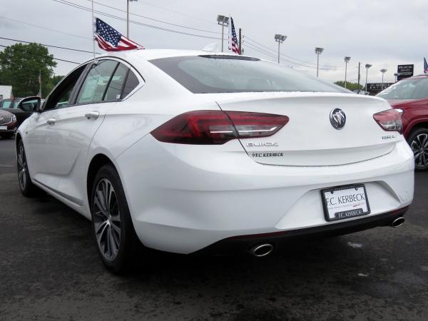 Buick Regal Sportback 2018 Summit White For Sale $26149 Stock Number 5965JO 11179_p5