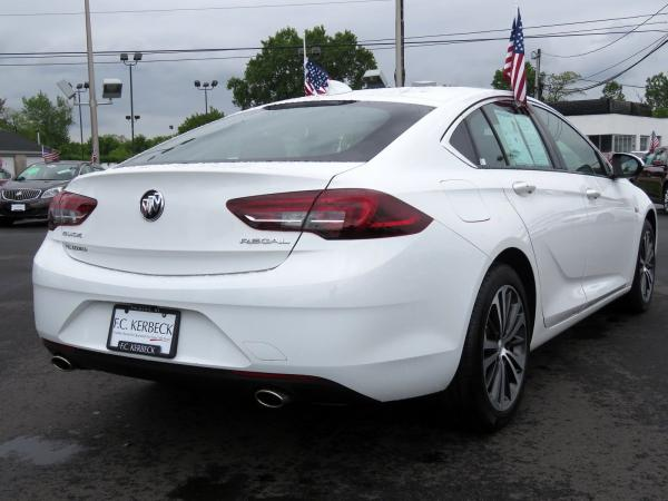 Buick Regal Sportback 2018 Summit White For Sale $26149 Stock Number 5965JO 11179_p7