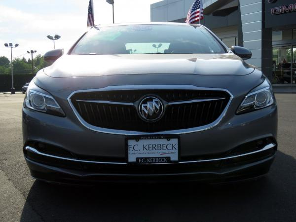 Buick LaCrosse 2018 Satin Steel Metallic For Sale $28329 Stock Number 5967JO 11196_p2