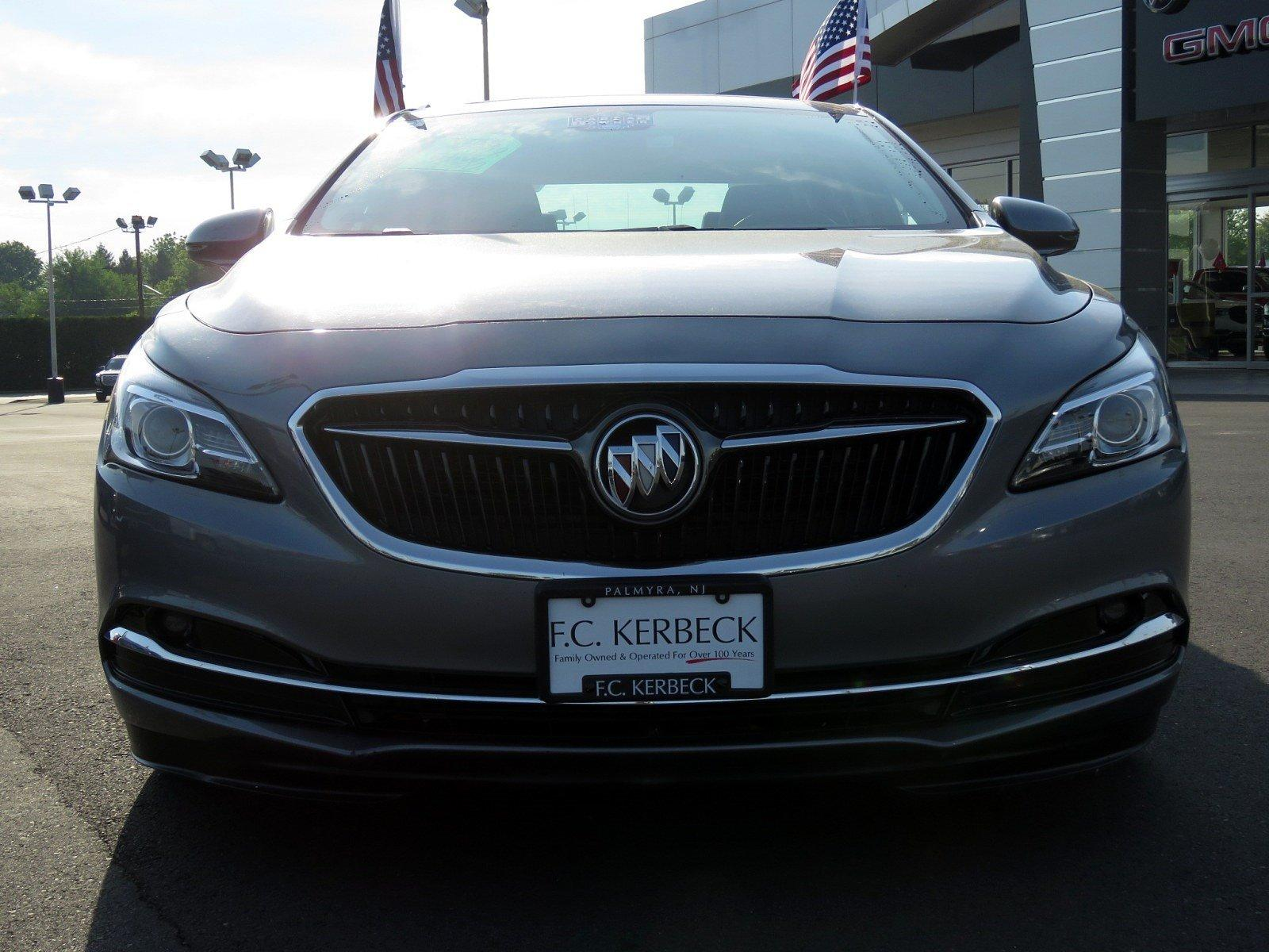 Buick LaCrosse 2018 Satin Steel Metallic For Sale $28329 Stock Number 5967JO