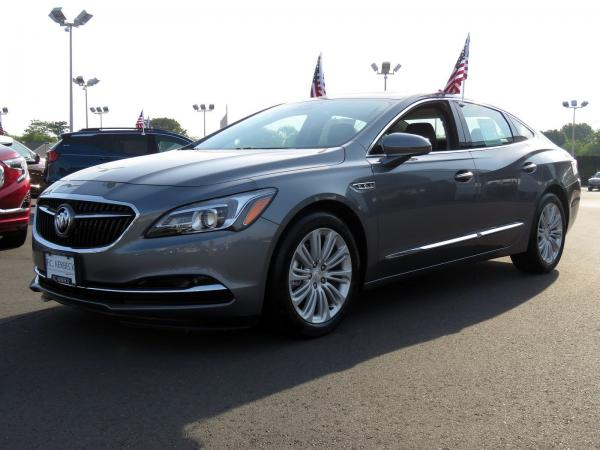 Buick LaCrosse 2018 Satin Steel Metallic For Sale $28329 Stock Number 5967JO 11196_p3