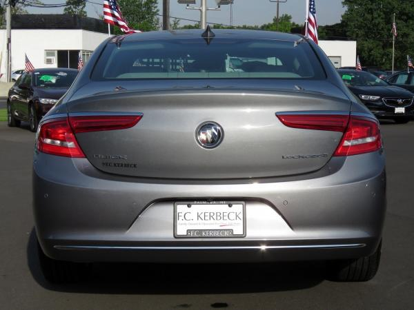 Buick LaCrosse 2018 Satin Steel Metallic For Sale $28329 Stock Number 5967JO 11196_p5